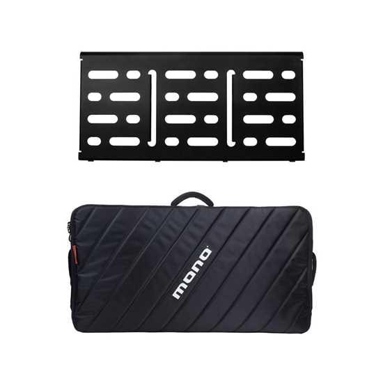 Bild på Mono PACKPFX-PB-L-BLK Large pedal board black + Pro V2 Bag