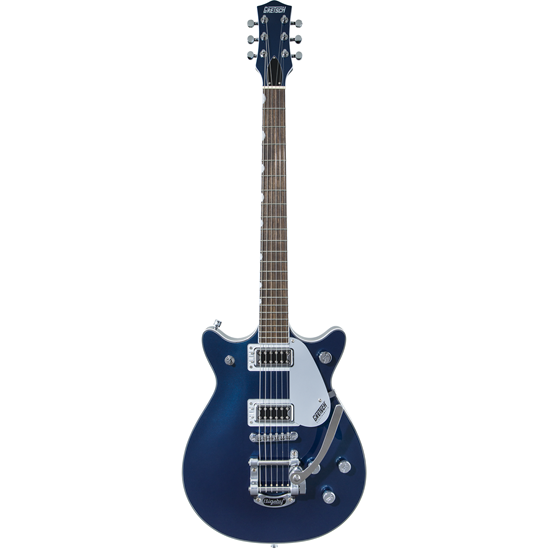 Bild på Gretsch G5232T Electromatic® Double Jet™ FT  with BigsbY® Laurel Fingerboard Midnight Sapphire