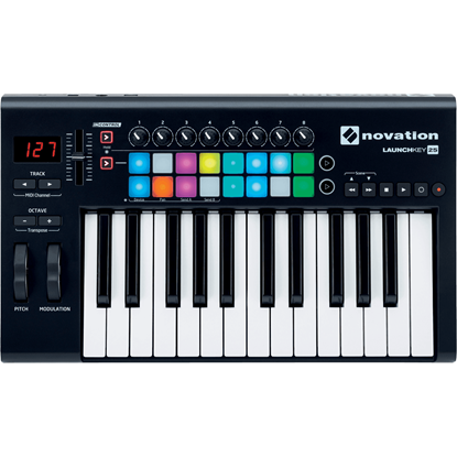 Bild på Novation Launchkey 25 mk2