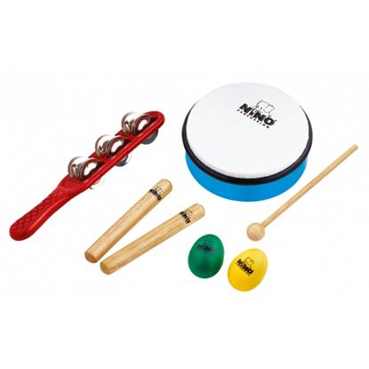 Bild på Meinl Percussion set NinoSET3