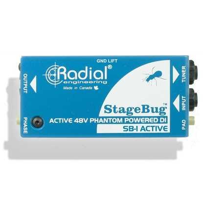 Bild på Radial StageBug SB-1
