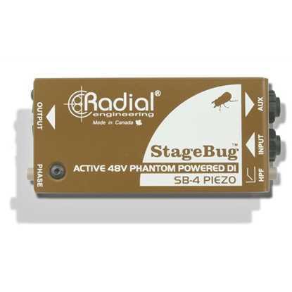 Bild på Radial StageBug SB-4