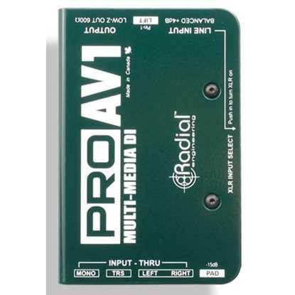 Bild på Radial ProAV1