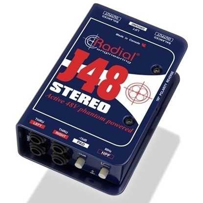 Bild på Radial J48 Stereo