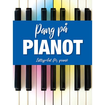 Bild på Pang på pianot