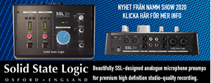 Bild för kategori SSL 2 Audio Interface