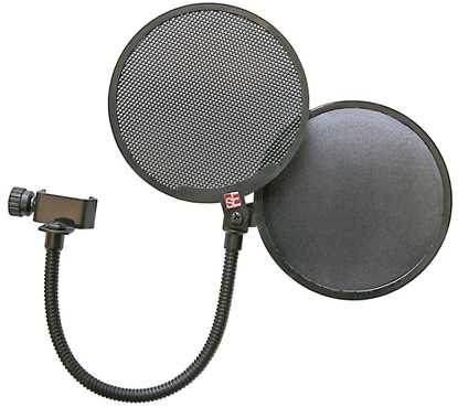 Bild på sE Electronics Dual Popfilter