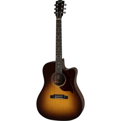 Bild på Gibson Hummingbird AG Walnut 2019 Walnut Burst