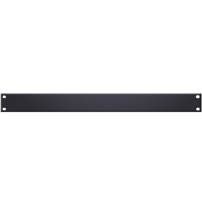 "Adam Hall 19"" U-Shaped Rack Panel 1U Aluminium"