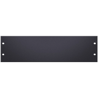 "Adam Hall 19"" U-Shaped Rack Panel 3U STL"