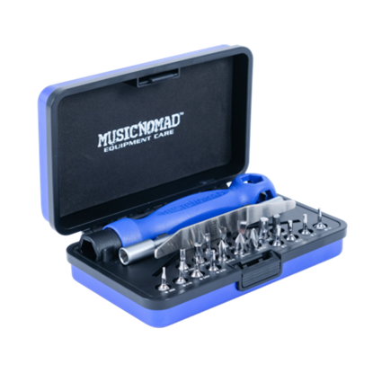 Bild på MusicNomad MN229 Premium Guitar Tech Screwdriver and Wrench Set