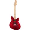 Bild på Squier Affinity Series™ Starcaster® Maple Fingerboard Candy Apple Red