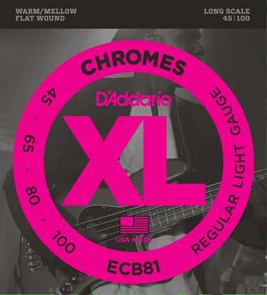 Bild på DAddario ECB81 Chromes