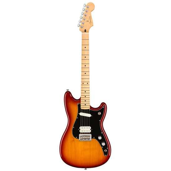 Bild på Fender Player Duo-Sonic™ HS Maple Fingerboard Sienna Sunburst