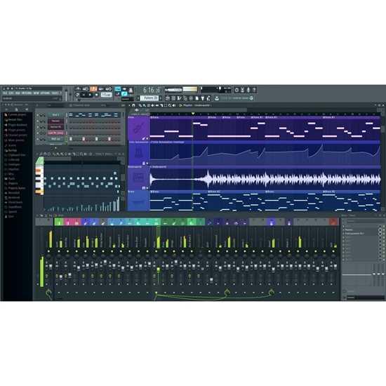 Image Line FL Studio 12 Producer Edition