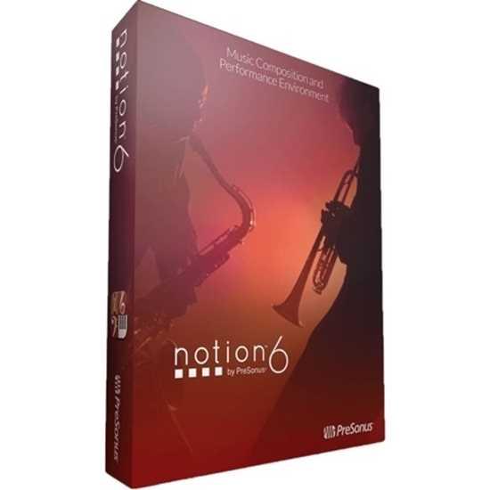 Bild på Notion 6 Upgrade Download