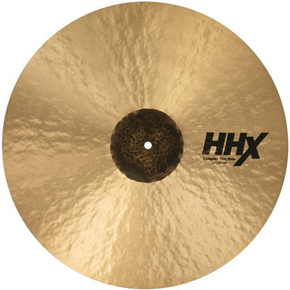 "Meinl 21"" HHX Complex Thin Ride"