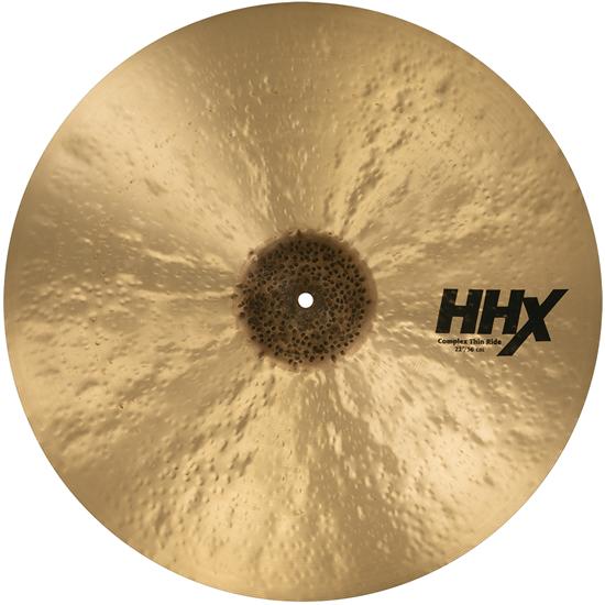 """Meinl 22"""" HHX Complex Thin Ride"""