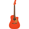 Fender Redondo Player Fiesta Red