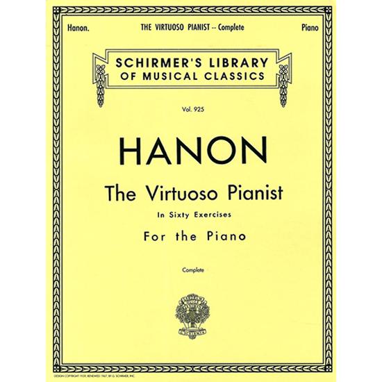 Bild på Hanon - The Virtuoso Pianist