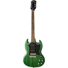 Epiphone SG Classic Worn P-90s Worn Inverness Green