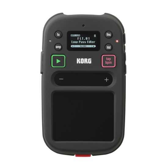 Bild på Korg  Mini-KP2S Mini Kaoss pad