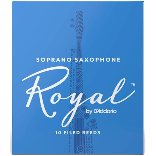 Bild på Rico Royal Sopransaxofon 10-pack 1.0