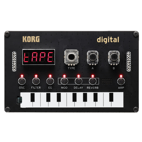 Bild på KORG NTS-1 NuTekt Synth DIY KIT