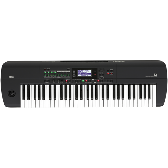 Bild på KORG i3-MB Music Workstation Black