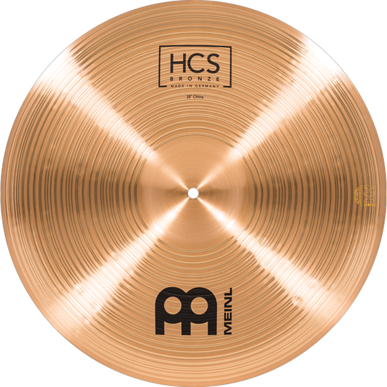 "Meinl HCS Bronze 18"" China"