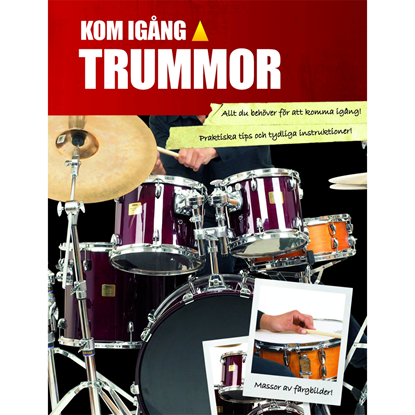Bild på Kom igång - trummor