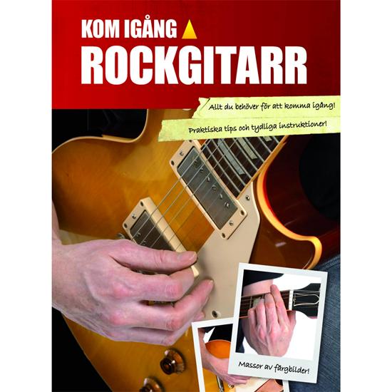 Bild på Kom igång - rockgitarr