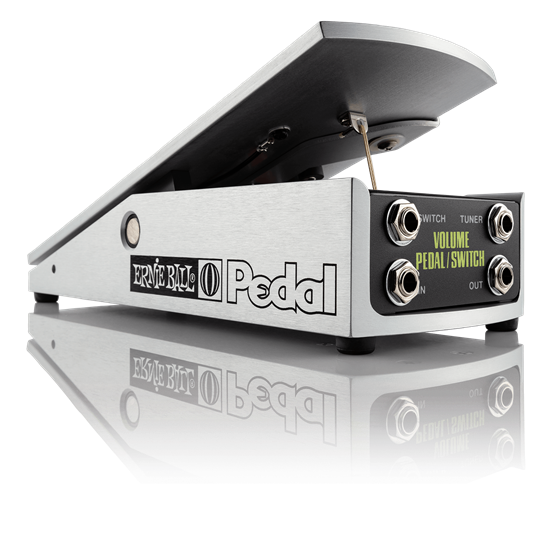 Bild på Ernie Ball EB-6168 Mono Volume Pedal with Switch