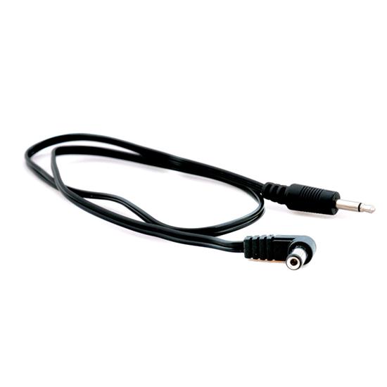 Bild på T-Rex Black DC mini jack cable