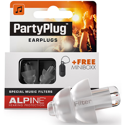 Alpine PartyPlug White