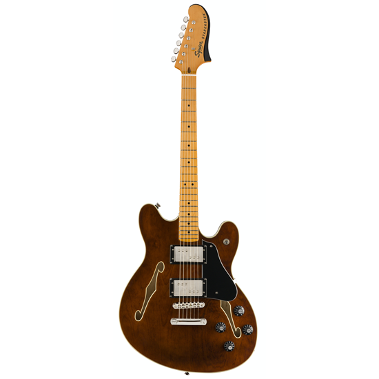 Squier Classic Vibe Starcaster® Maple Fingerboard Walnut
