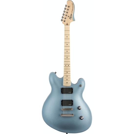 Squier Contemporary Active Starcaster® Maple Fingerboard Ice Blue Metallic