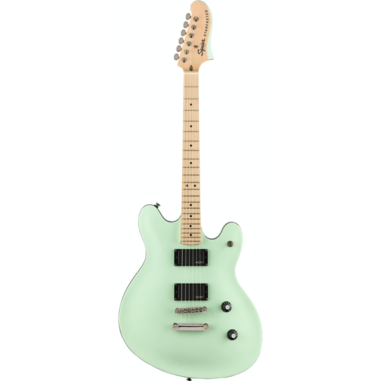 Squier Contemporary Active Starcaster® Maple Fingerboard Surf Pearl