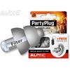 Bild på Alpine PartyPlug Silver Black