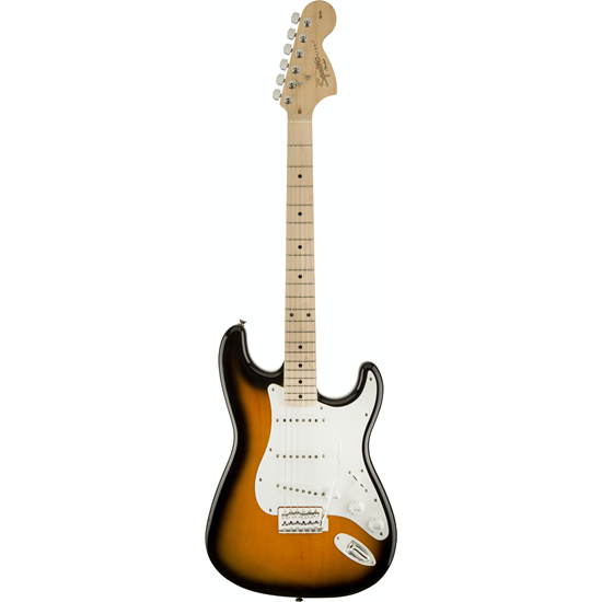 Squier Affinity Series™ Stratocaster® Maple Fingerboard 2-Color Sunburst