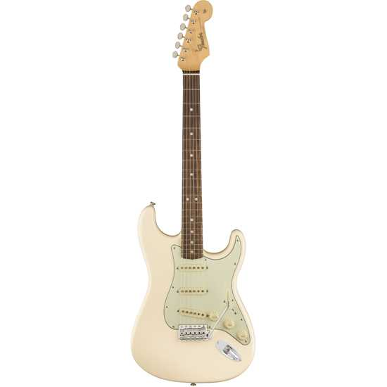 Fender American Original '60s Stratocaster® Rosewood Fingerboard Olympic White