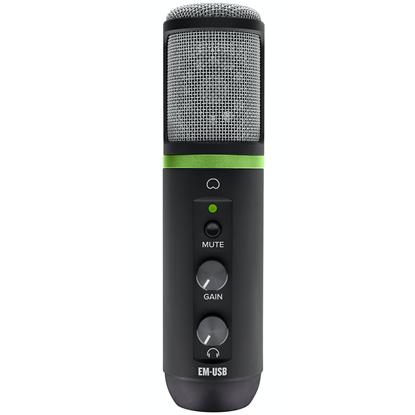 Mackie EM-USB USB Condenser Microphone