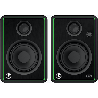 Mackie CR4-XBT Creative Reference Multimedia Monitors With Bluetooth