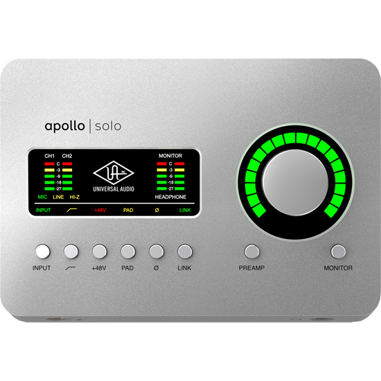 Universal Audio Apollo Solo USB