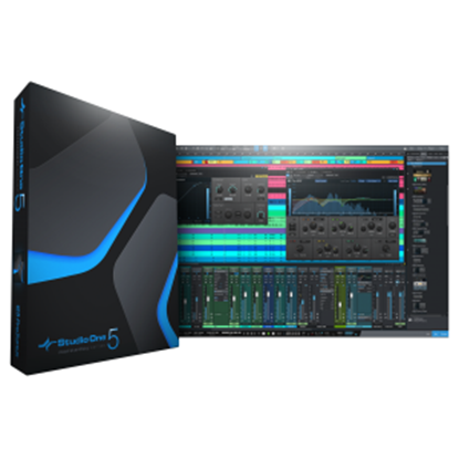 Bild på Presonus Studio One 5 Professional upgrade EDU från tidigare Pro version