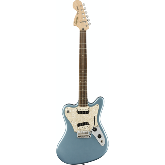 Squier Paranormal Super-Sonic™ Laurel Fingerboard Ice Blue Metallic