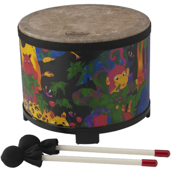 """Remo Kids Percussion® Floor Tom Drum 10"""""""