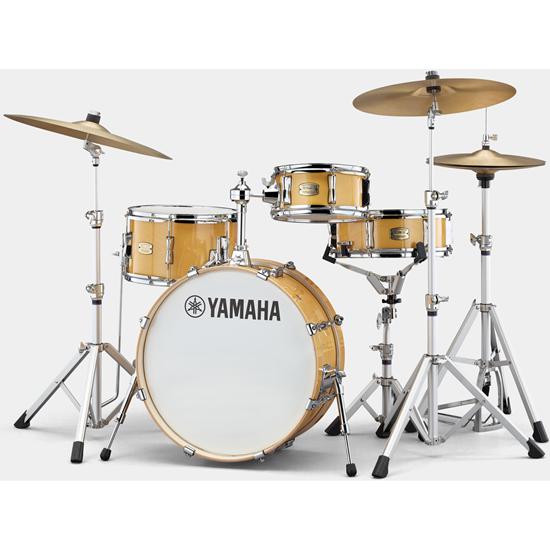 Yamaha Stage Custom Hip Natural Wood