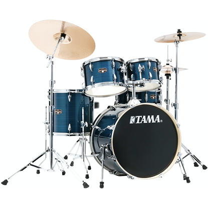 Tama Imperialstar IE50H6W Hairline Blue