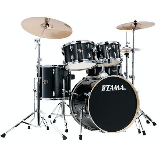 Tama Imperialstar IE50H6W Hairline Black